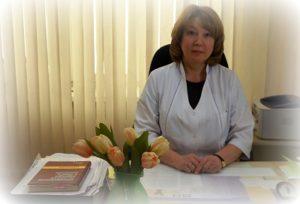Белая Елена Николаевна - заместитель главного врача по лечебной части
