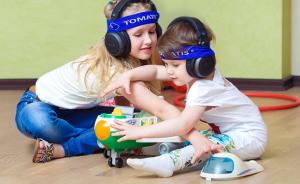 Дети-аутисты и метод Томатис