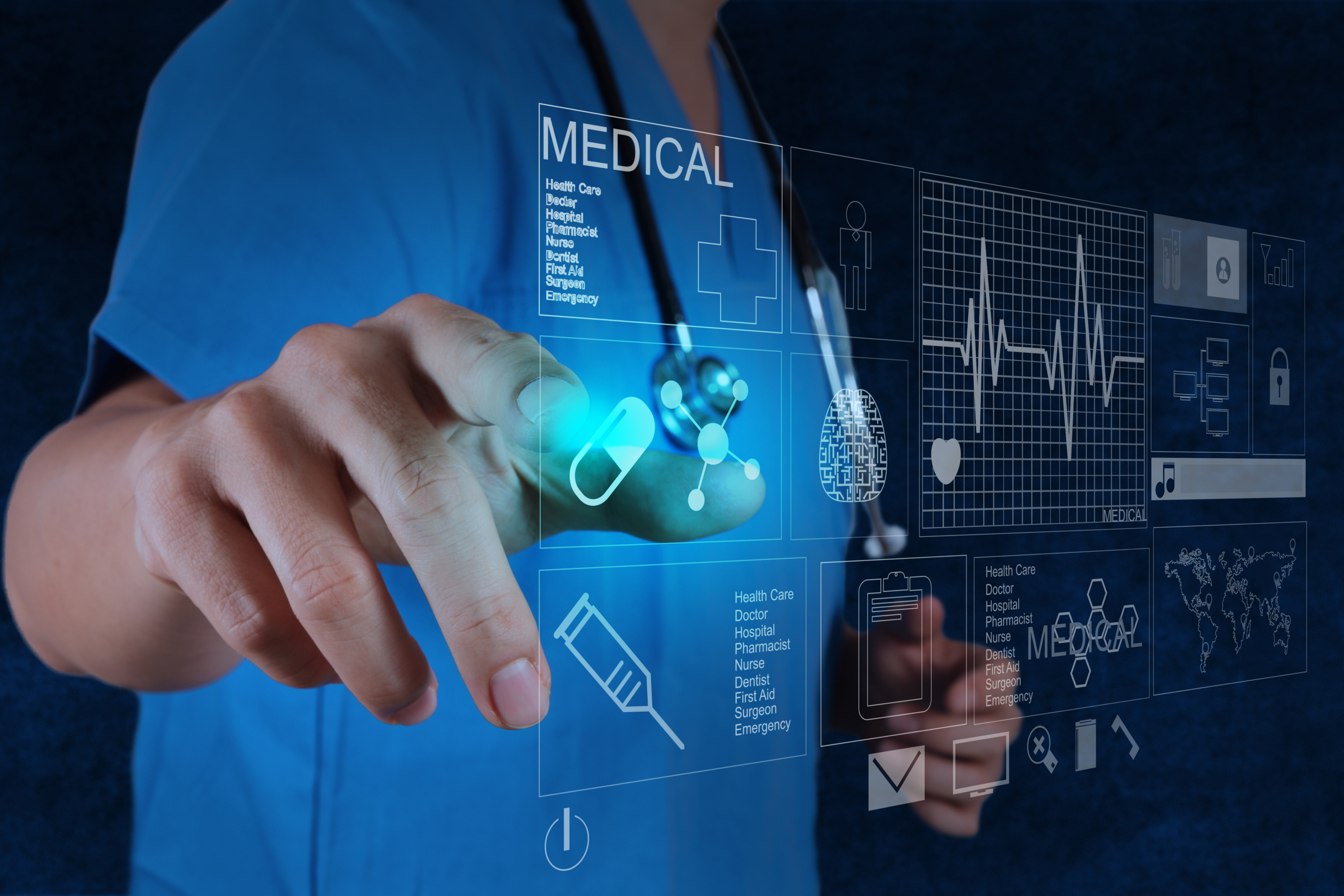 essay on health care and modern technology