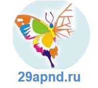 логотип ГБУЗ АО АПНД