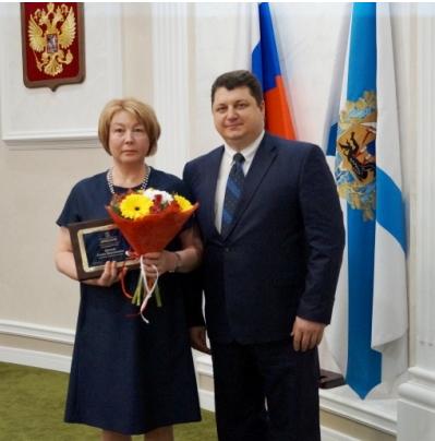 Лучший психиатр 2017 Е.Н. Белая