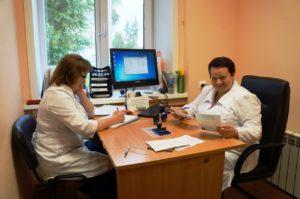 медицинская комиссия. врач-психиатр