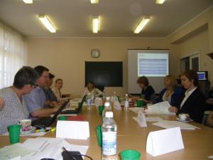 Российско-норвежская рабочая встреча