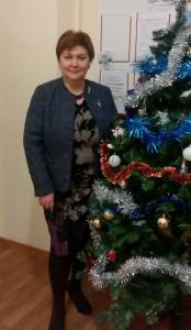 Вера Внатольевна Яшкович