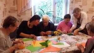 Помощь людям с деменцией в Архангельске