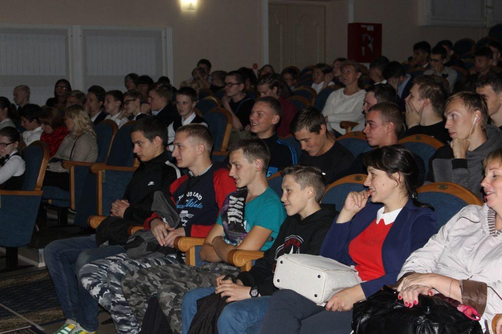 Городской семинар «Жить трезво» в Архангельске