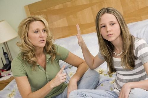 Эффективное общение с подростком
