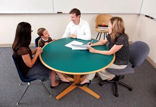 Организация работы педагогов и родителей