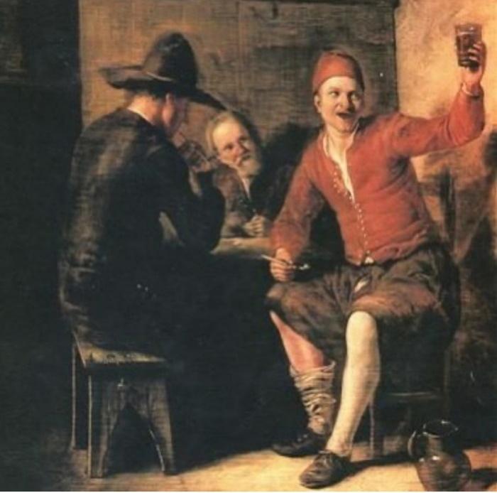 Первая стадия зависимости от алкоголя